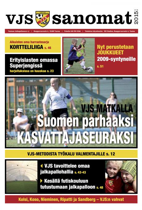 vjs-sanomat kansi 2015